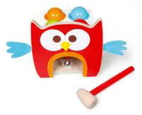 Scratch: Toc Toc Owl Lou - Hammer & Balls