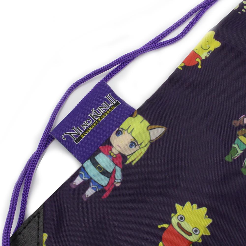 Ni No Kuni 2 Characters Cinch Bag Mens At Mighty Ape Nz Bott Funko Pop Roland Image