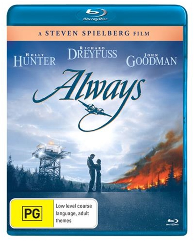 Always on Blu-ray
