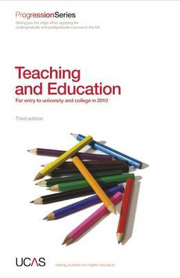 Progression to Teaching and Education: For Entry to University and College in 2010 by UCAS image