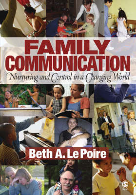 Family Communication by Beth A. Le Poire image