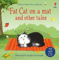 Fat cat on a mat and other tales with CD by Russell Punter