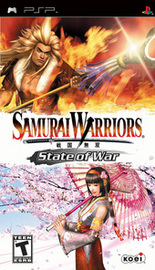 Samurai Warriors: State of War for PSP