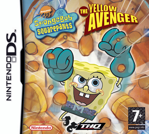 Spongebob Squarepants: The Yellow Avenger for Nintendo DS image
