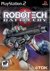 Robotech Battlecry for PlayStation 2