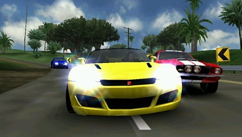 Test Drive Unlimited for PSP image