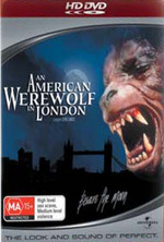 American Werewolf In London, An on HD DVD