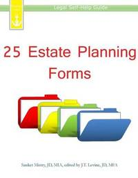 25 Estate Planning Forms by Sanket Mistry
