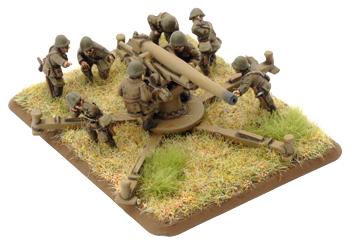 Flames of War: Type 88 75mm Heavy Anti-aircraft Gun