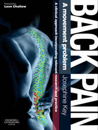 Back Pain - A Movement Problem by Josephine Key image