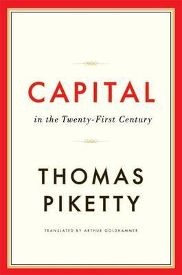 Capital in the Twenty-First Century by Thomas Piketty image