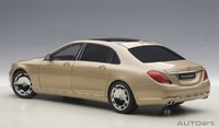 Autoart: 1/18 Mercedes Maybach S-klasse (S600) - Diecast Model