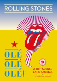 Ole Ole Ole! - A Trip Across Latin America