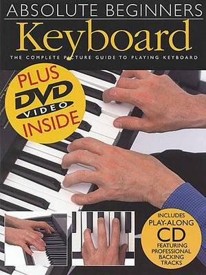 Absolute Beginners Keyboard by Jeff Hammer