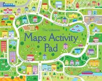 Maps Activity Pad by Sam Smith
