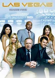 Las Vegas - Season 4 (5 Disc Set) on DVD