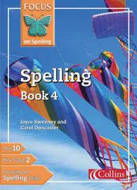 Spelling: Bk.4 by Joyce Sweeney image