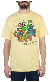 Super Mario Kart - Men's T-Shirt (Large)