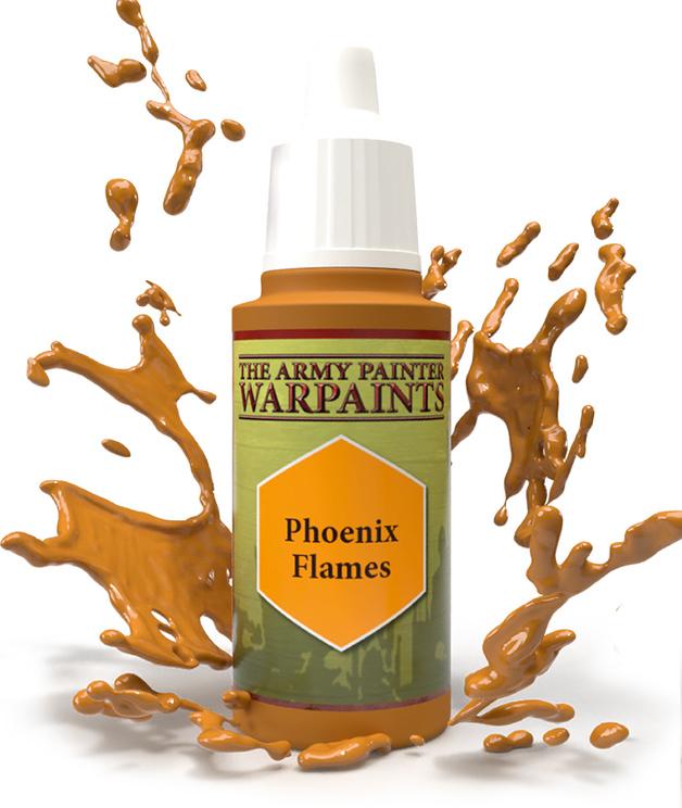 Army Painter: Warpaints - Phoenix Flames
