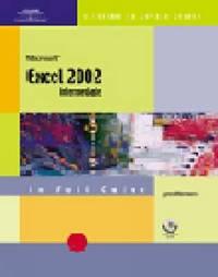 Microsoft Excel XP: Intermediate by Lynne Wermers image