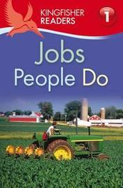 Jobs People Do by Thea Feldman