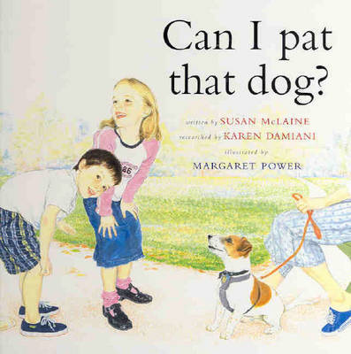 Can I Pat That Dog by Jamie McClaine
