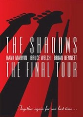 Shadows, The - The Final Tour on DVD