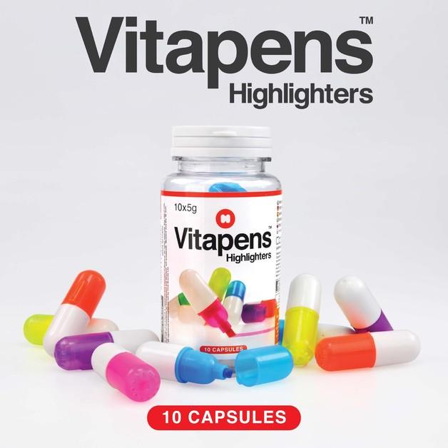 Vitapens - Novelty Highlighter Set