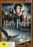 Harry Potter: Year 3 - The Prisoner Of Azkaban (Special Edition) DVD