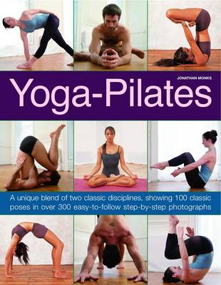 Yoga-Pilates by Jonathan Monks image