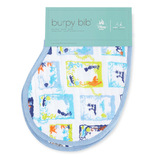 Aden+Anais: Disney Baby Burpy Bib - The Jungle Book (2 Pack)