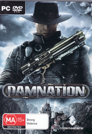 Damnation for PC image