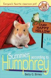 Summer According to Humphrey by Betty G Birney image