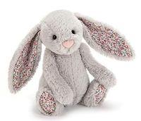 Jellycat: Blossom Bashful Bunny - Silver