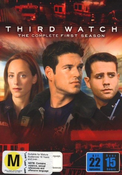 Third Watch - Season 1 on DVD image