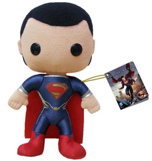 Superman - Man of Steel Superman Hero Plush image