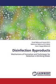 Disinfection Byproducts by El-Haloty Mahmoud Mahmoud