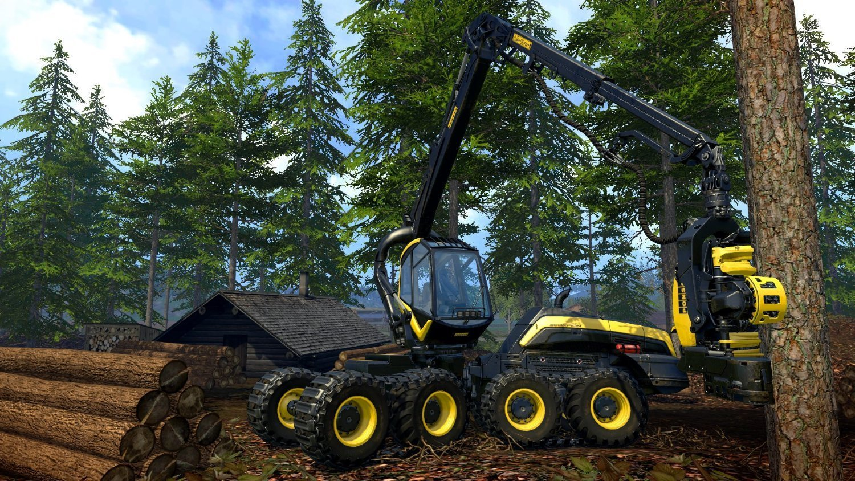 Farming Simulator 2015 (Greatest Hits) for Xbox 360 image