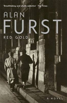 Red Gold by Alan Furst