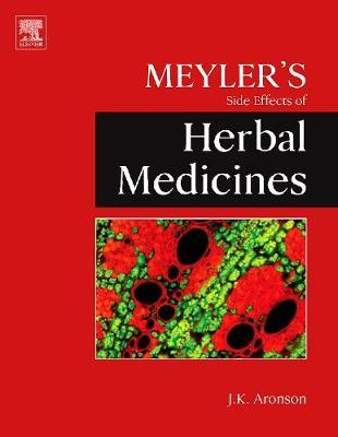 Meyler's Side Effects of Herbal Medicines image