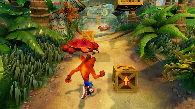Crash Bandicoot N-Sane Trilogy for Nintendo Switch image