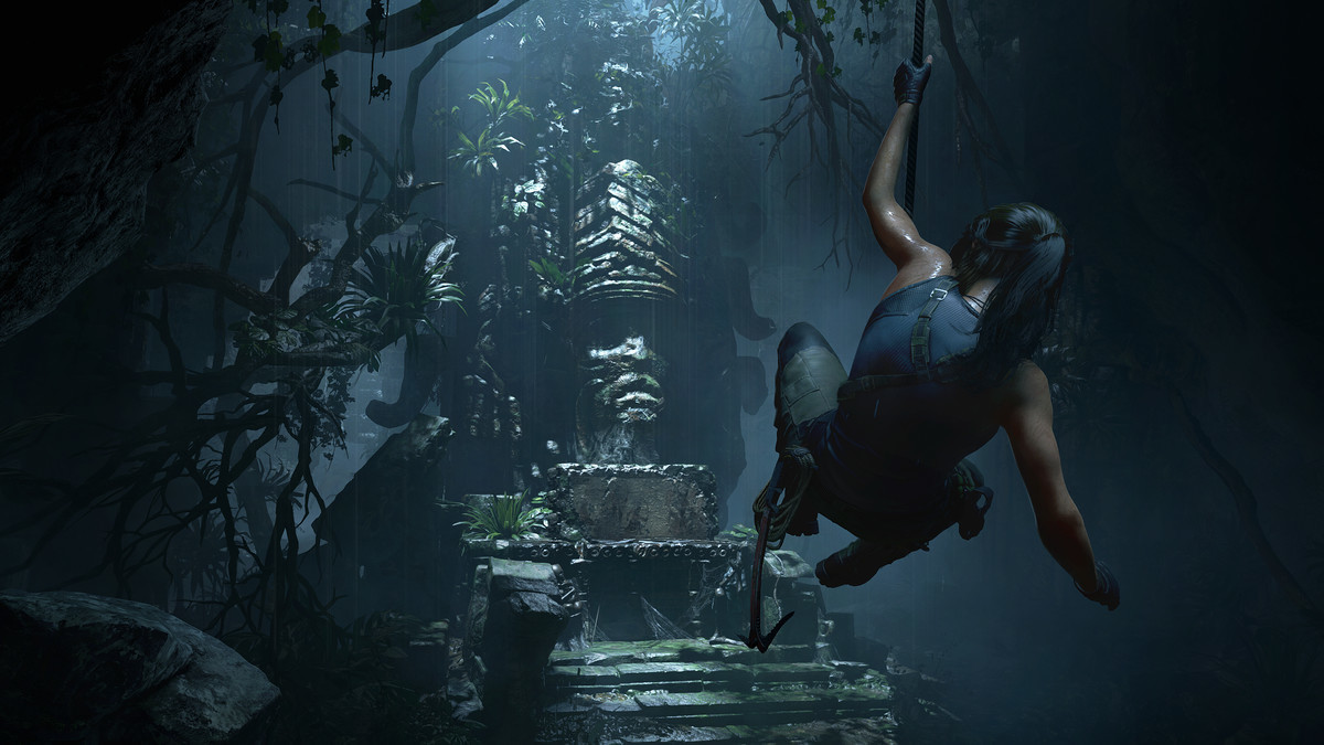 Shadow of the Tomb Raider for Xbox One image