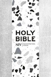 NIV Pocket Silver Soft-tone Bible with Zip by New International Version