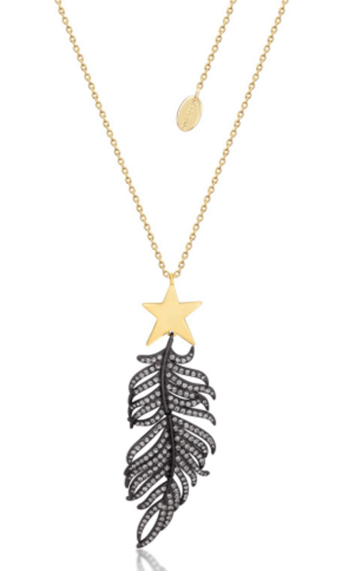 Couture Kingdom: Disney - Dumbo Magic Feather Necklace (Gold)