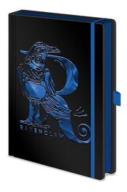 Harry Potter Premium Foil PU A5 Notebook - Ravenclaw