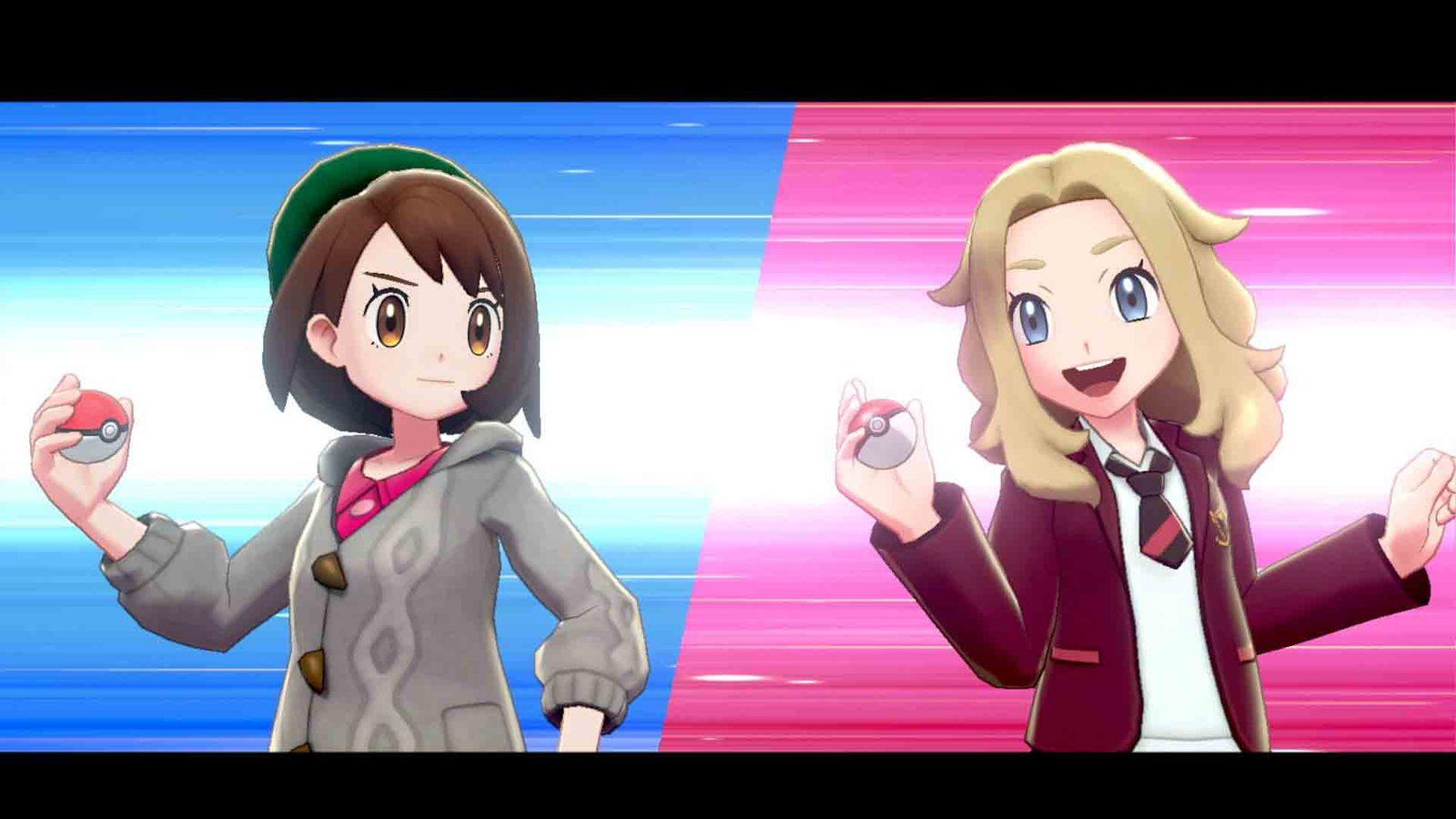 Pokemon Shield screenshot