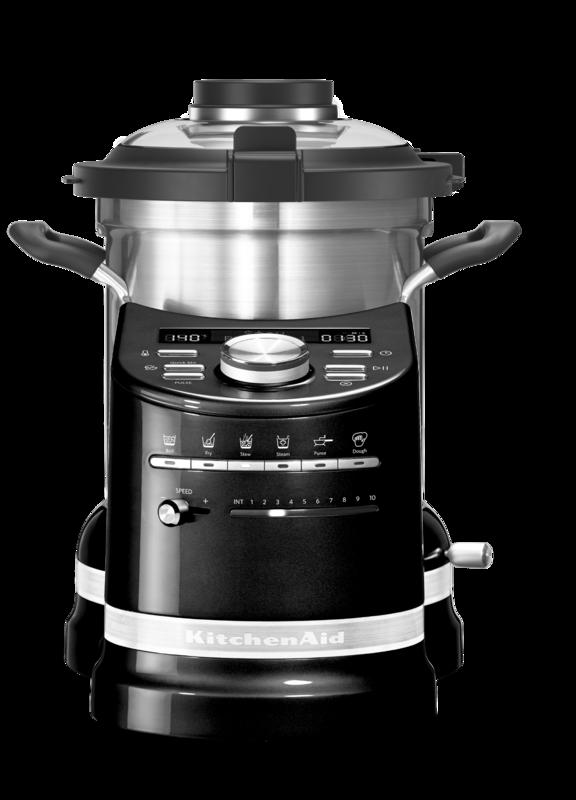 KitchenAid: Cook Pro - Onyx Black