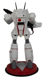 Robotech:VF-1J Rick Hunter Battloid - 1:42 Scale Statue image