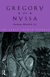 Gregory of Nyssa by Anthony Meredith image