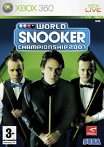 World Snooker Championship 2007 for Xbox 360
